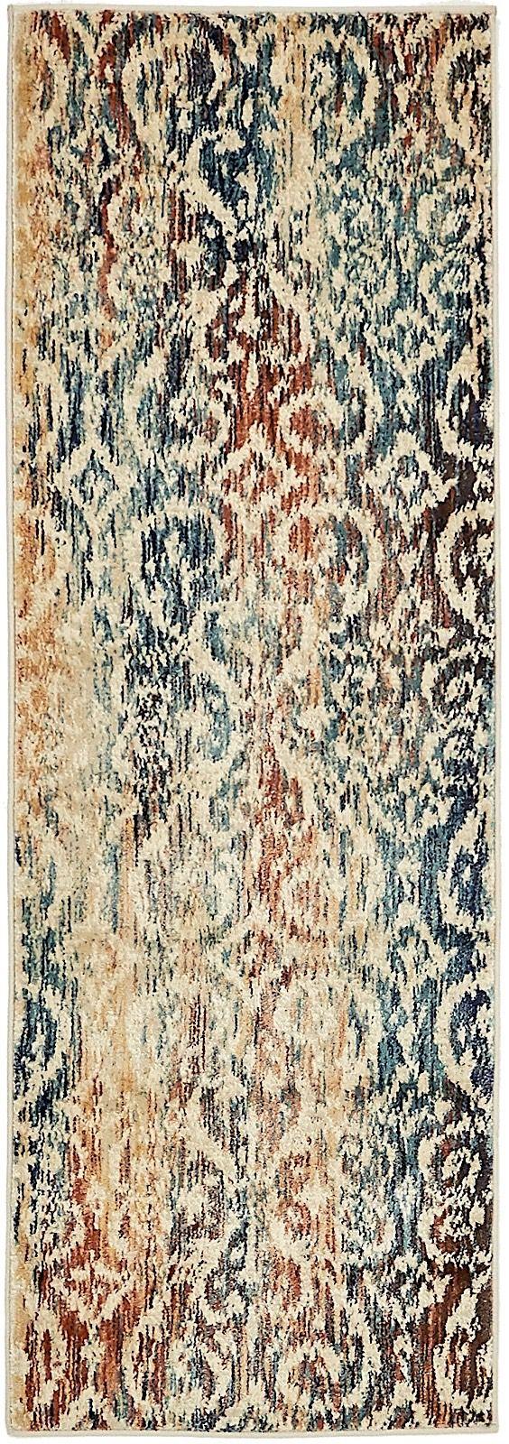 rugpal spiritual transitional area rug collection