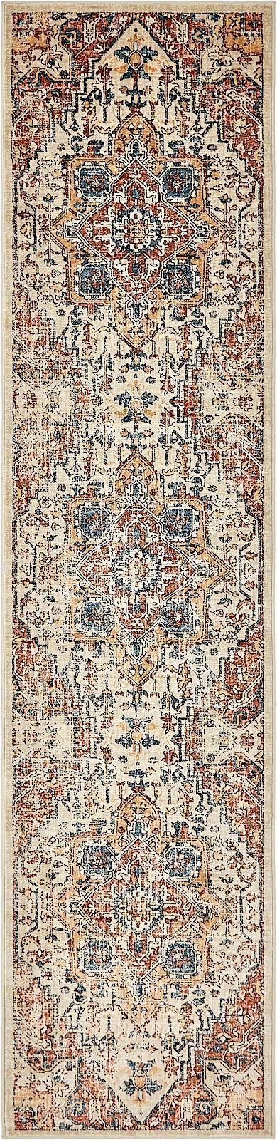 unique loom oslo traditional area rug collection