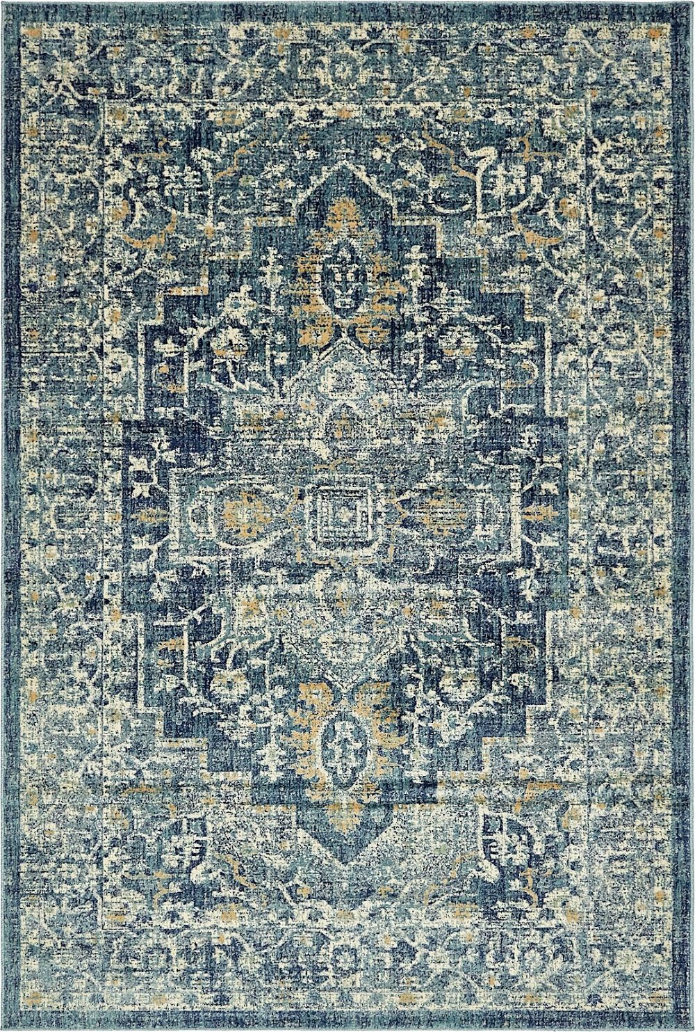 unique loom oslo traditional area rug collection