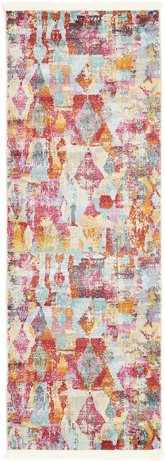 unique loom native contemporary area rug collection