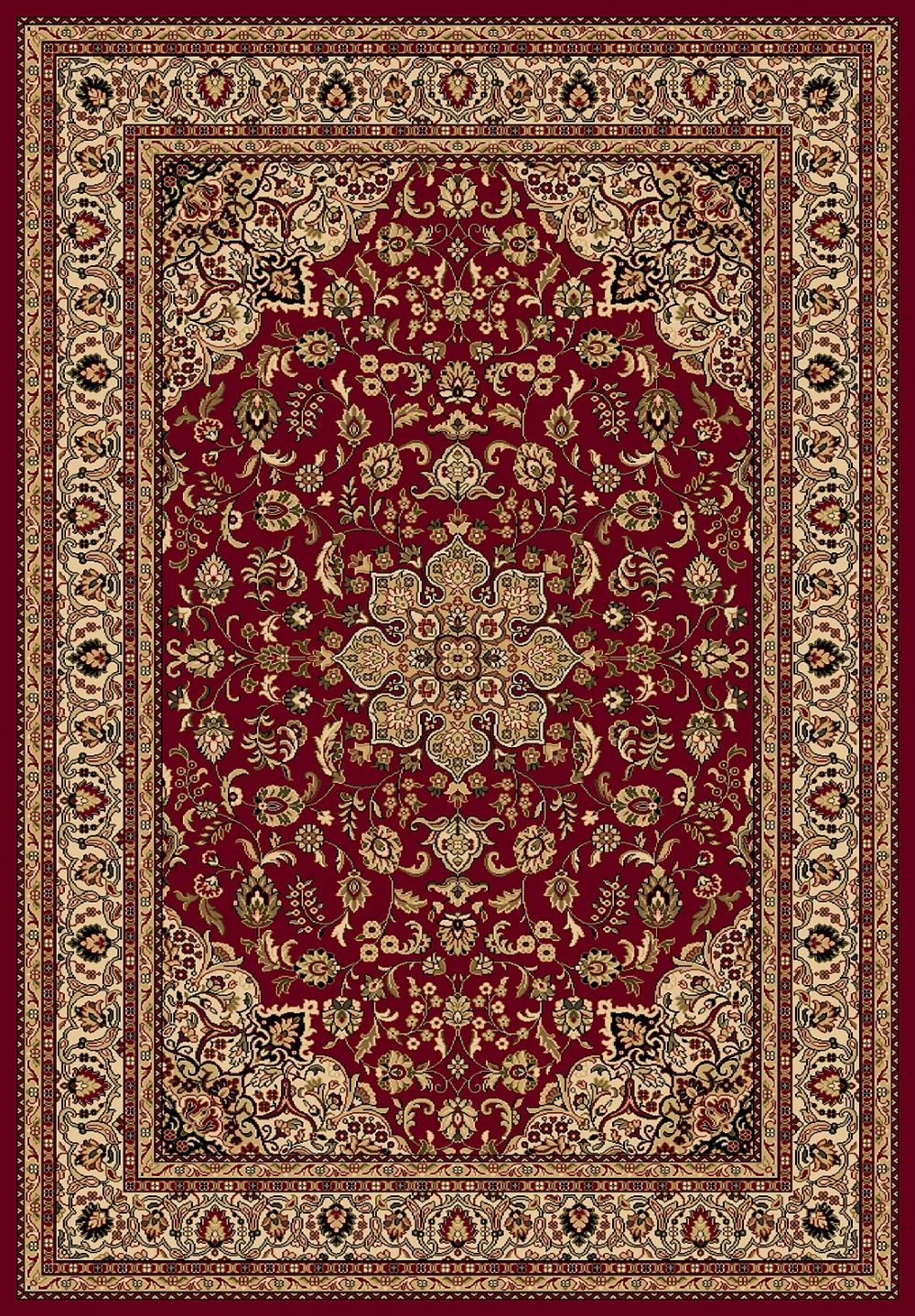 dynamic rugs shiraz european area rug collection
