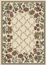 Dynamic Rugs Transitional Ancient Garden Area Rug Collection