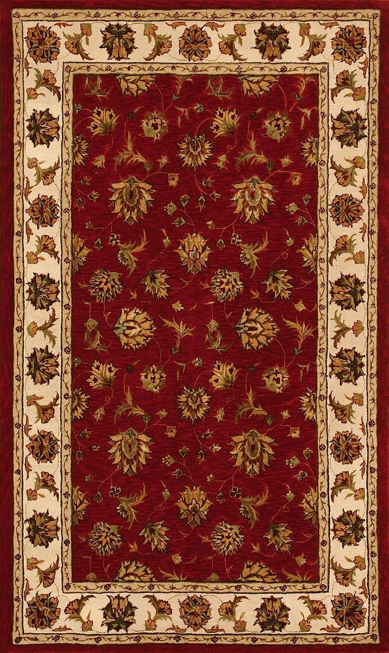 dynamic rugs jewel traditional area rug collection