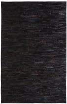 Dynamic Rugs Contemporary Leather Works Area Rug Collection