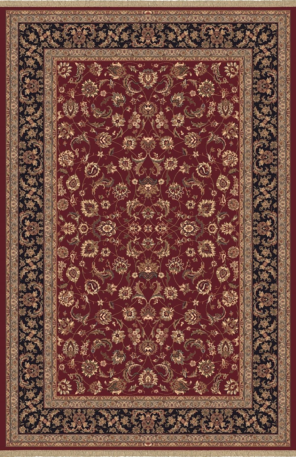 dynamic rugs brilliant traditional area rug collection