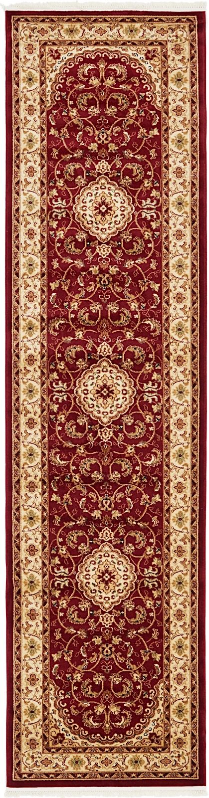 unique loom seville traditional area rug collection
