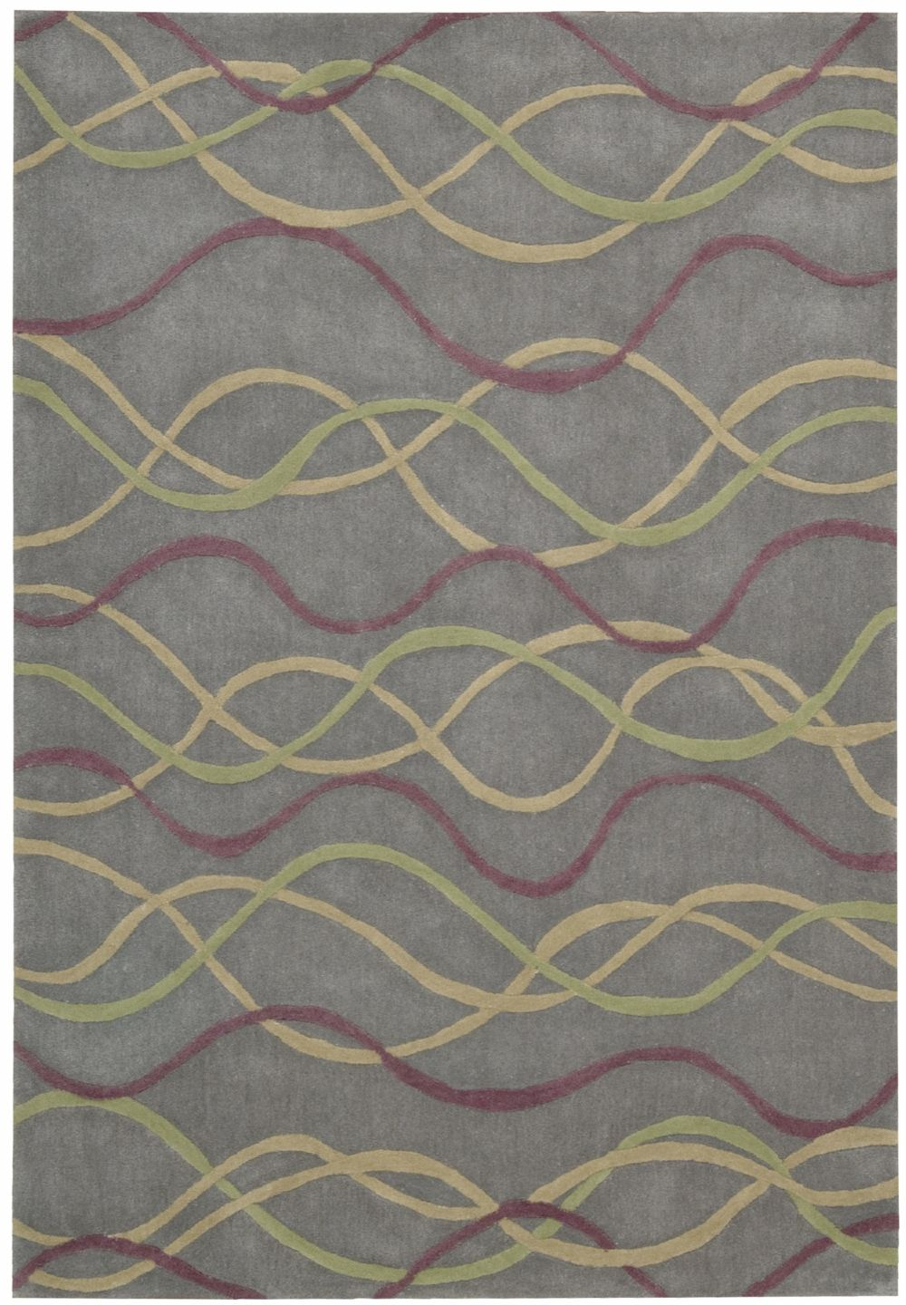 nourison citi limit contemporary area rug collection
