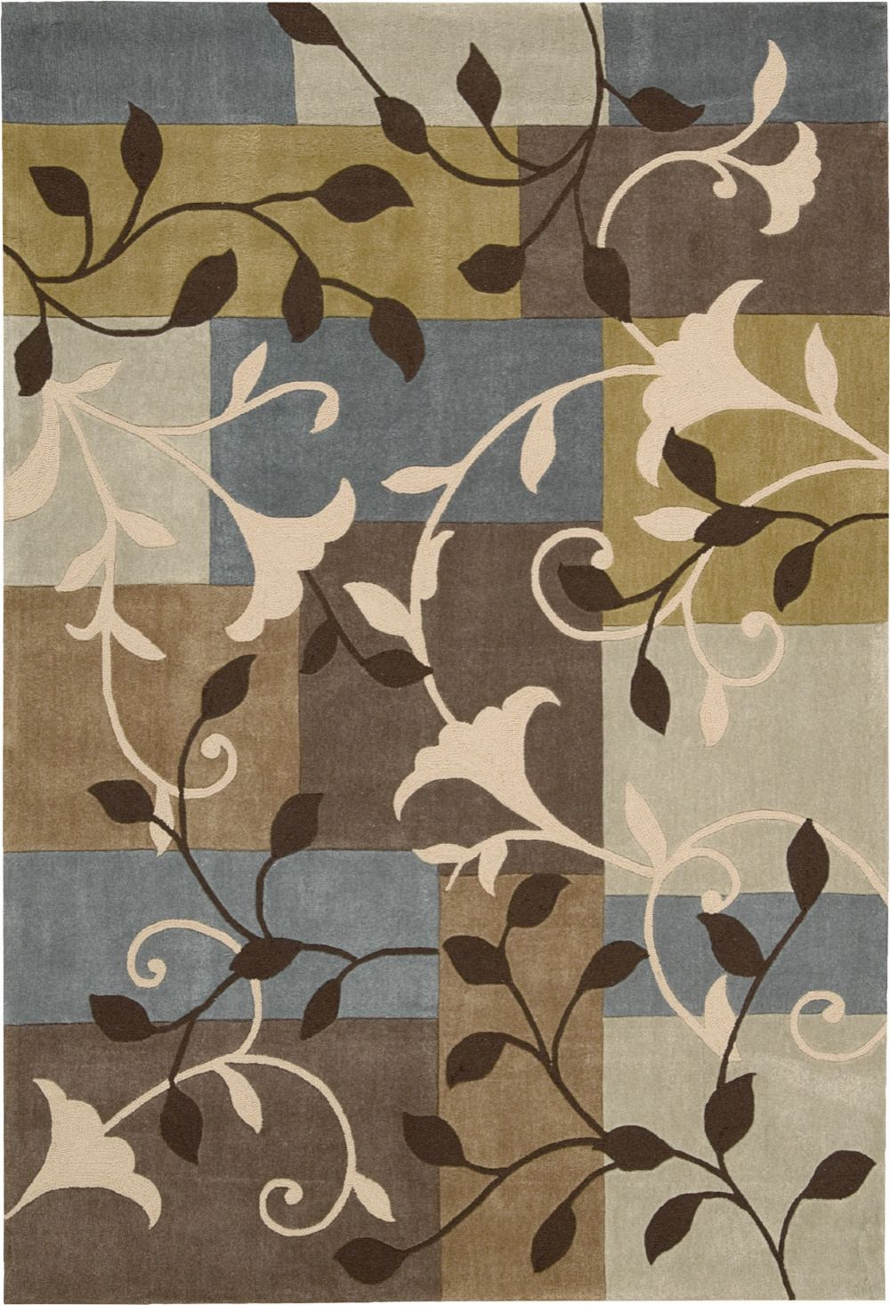 nourison contour transitional area rug collection