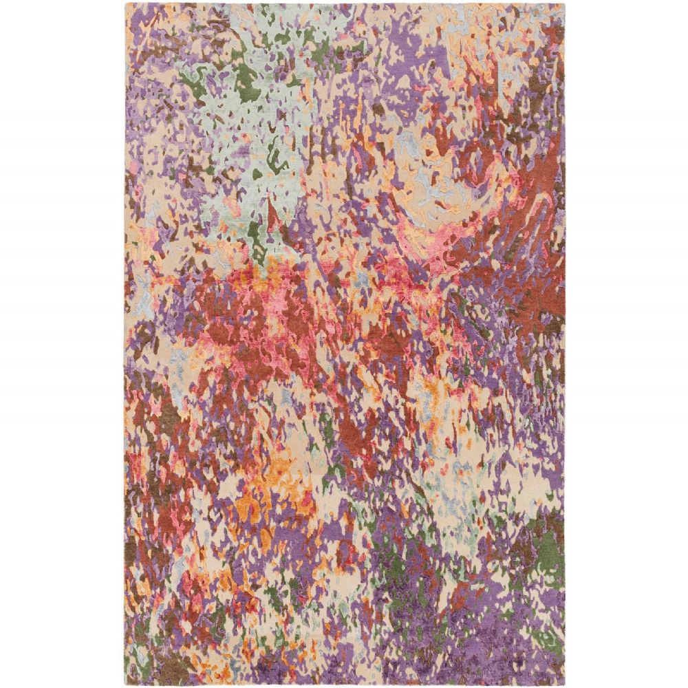 surya chemistry transitional area rug collection