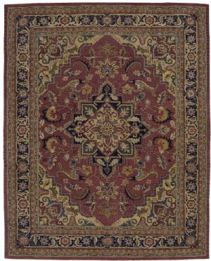 Nourison European India House Area Rug Collection