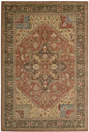 Nourison European Living Treasures Area Rug Collection