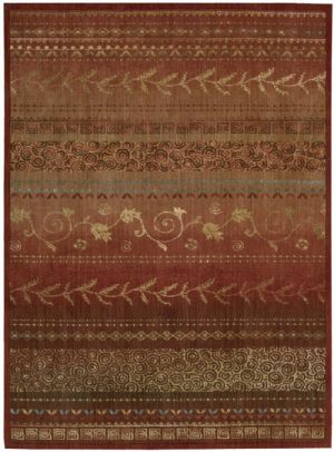 Nourison Transitional Radiant Impression Area Rug Collection
