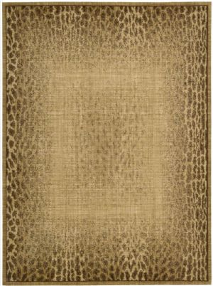 Nourison Animal Inspirations Radiant Impression Area Rug Collection