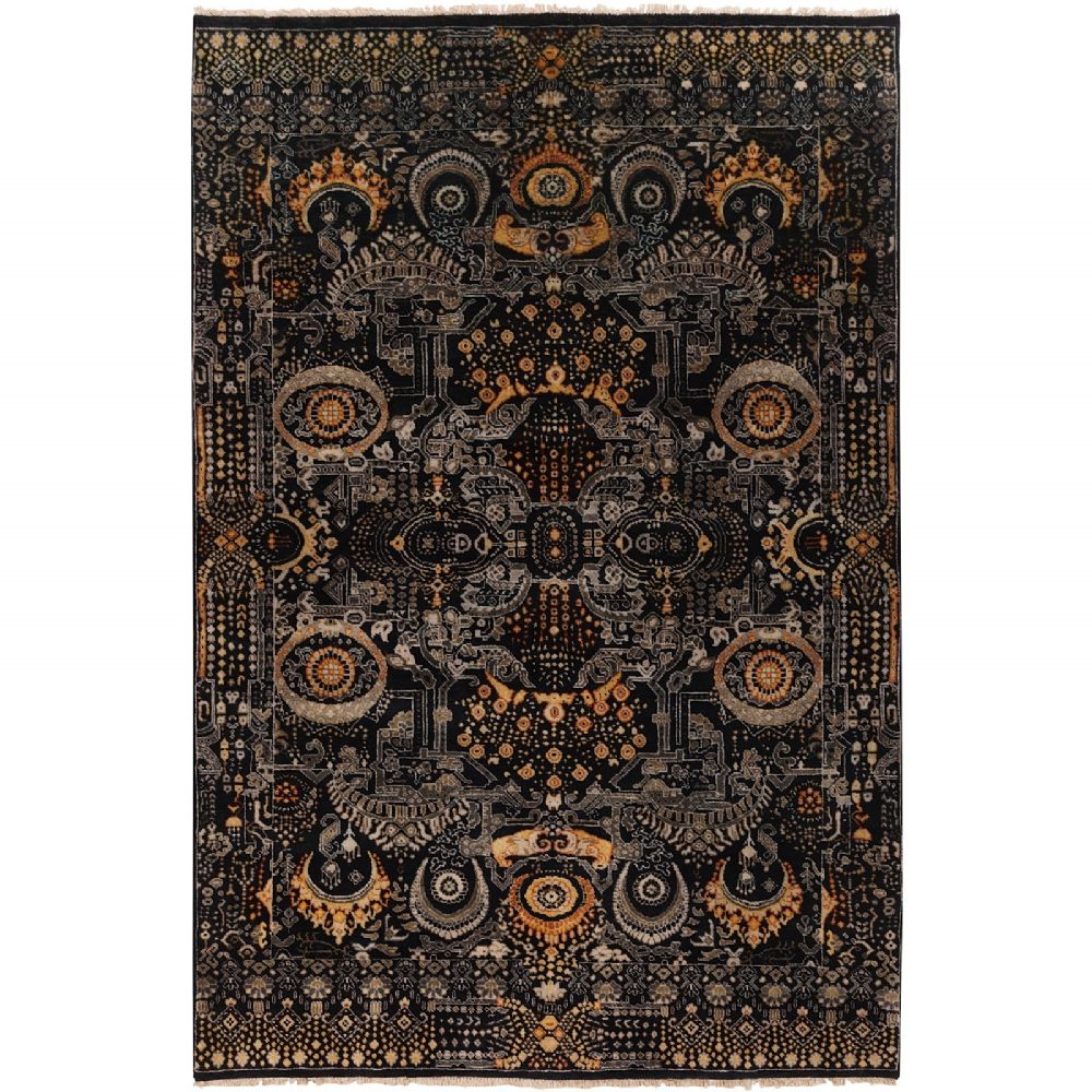 surya empress traditional area rug collection