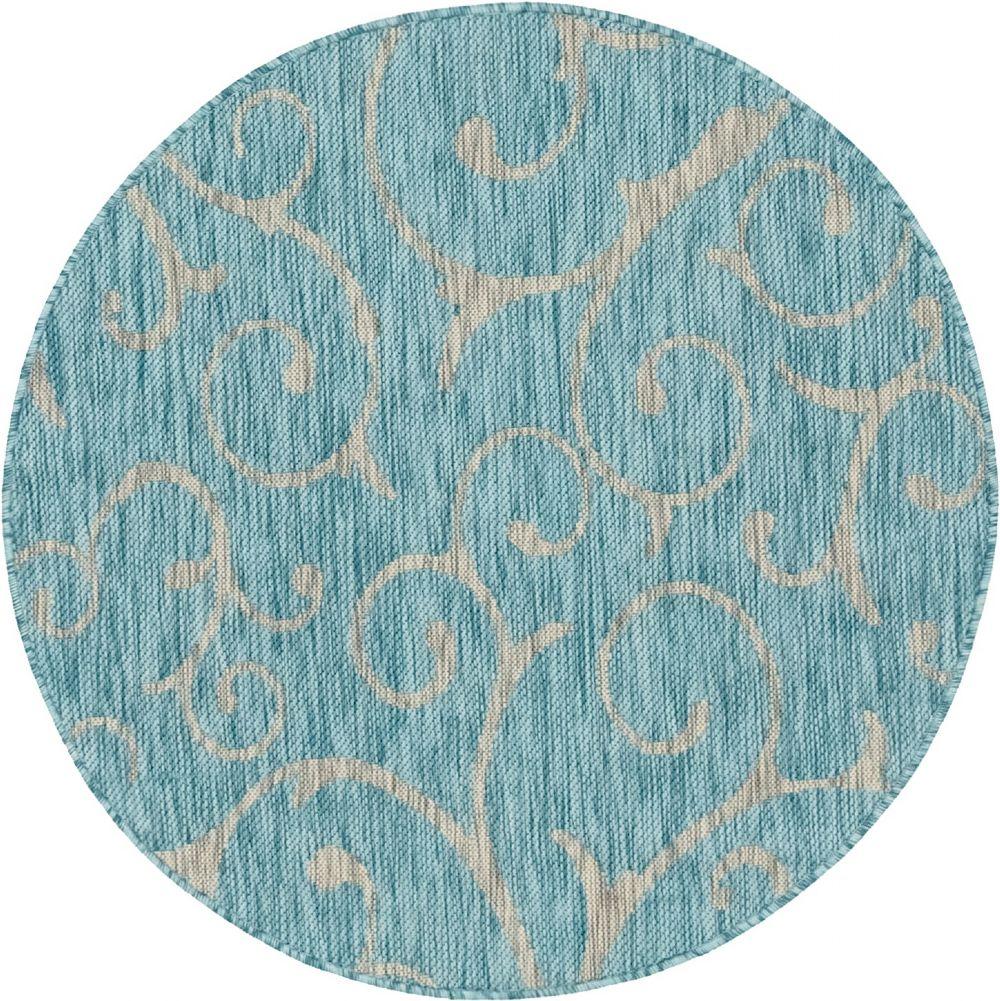 rugpal kona indoor/outdoor area rug collection