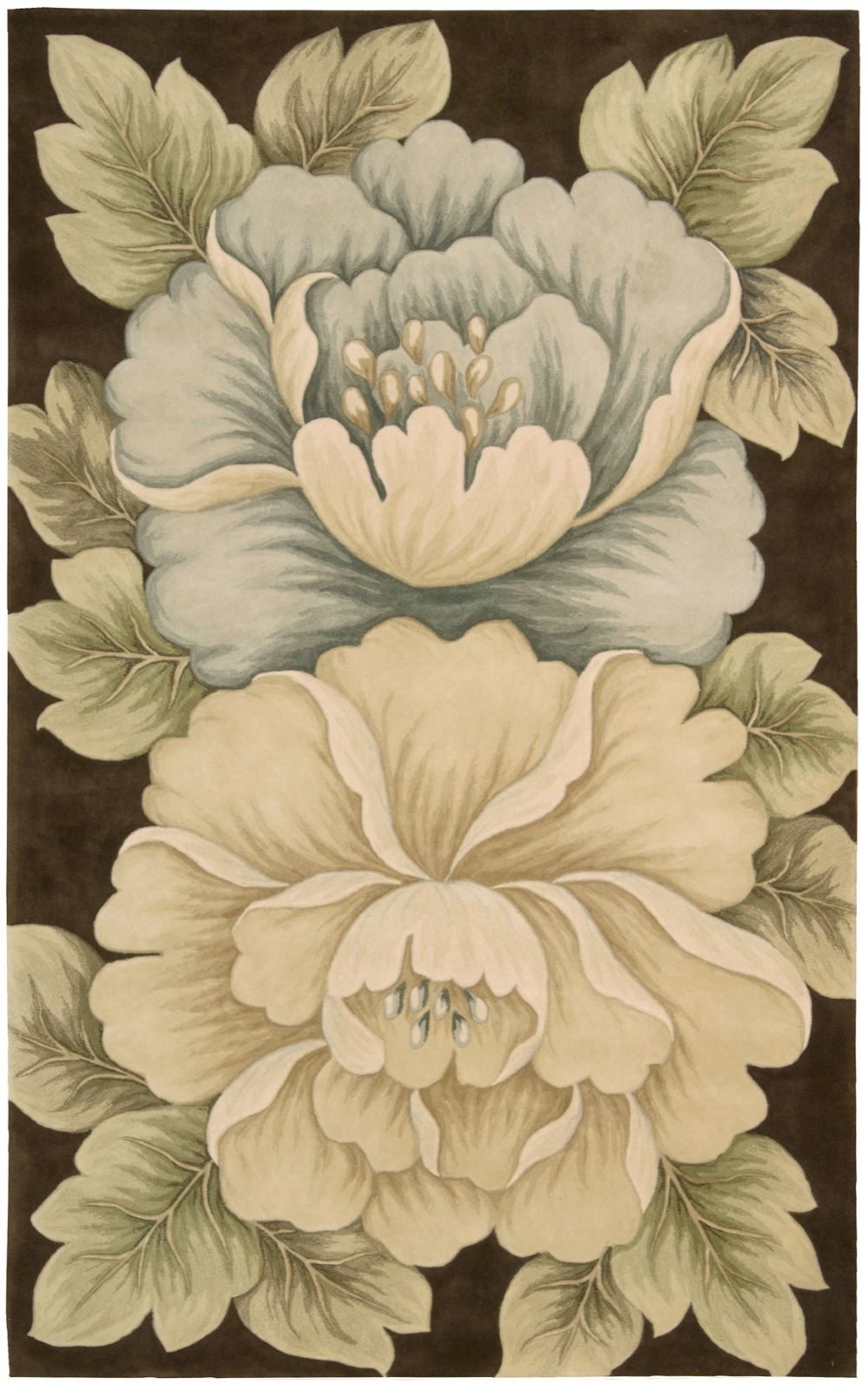 nourison tropics country & floral area rug collection