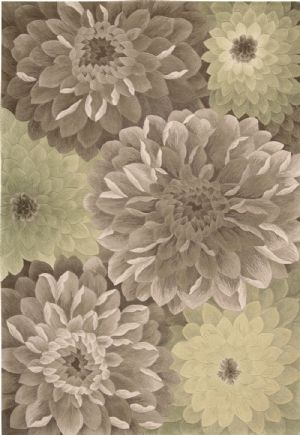 Nourison Country & Floral Tropics Area Rug Collection