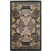FaveDecor Contemporary Mitso Area Rug Collection