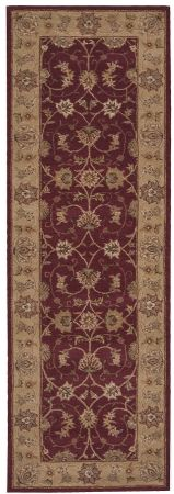 Nourison Traditional Heritage Hall Area Rug Collection