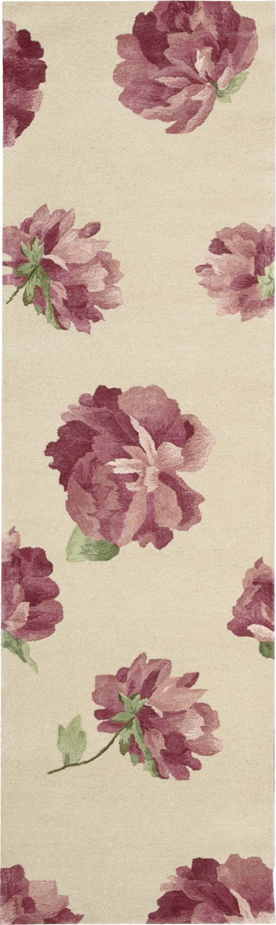 nourison modern elegance country & floral area rug collection