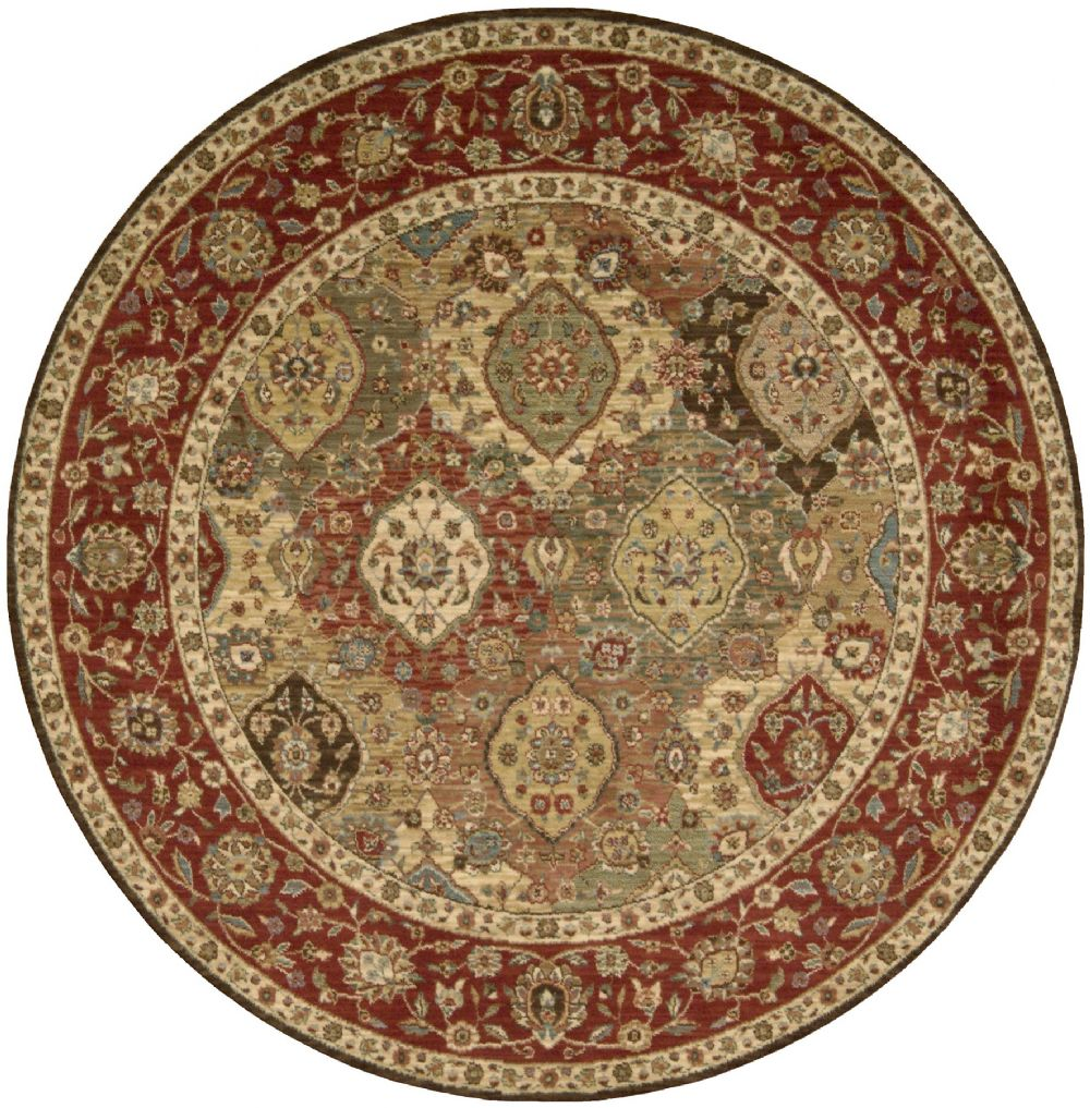 nourison living treasures traditional area rug collection