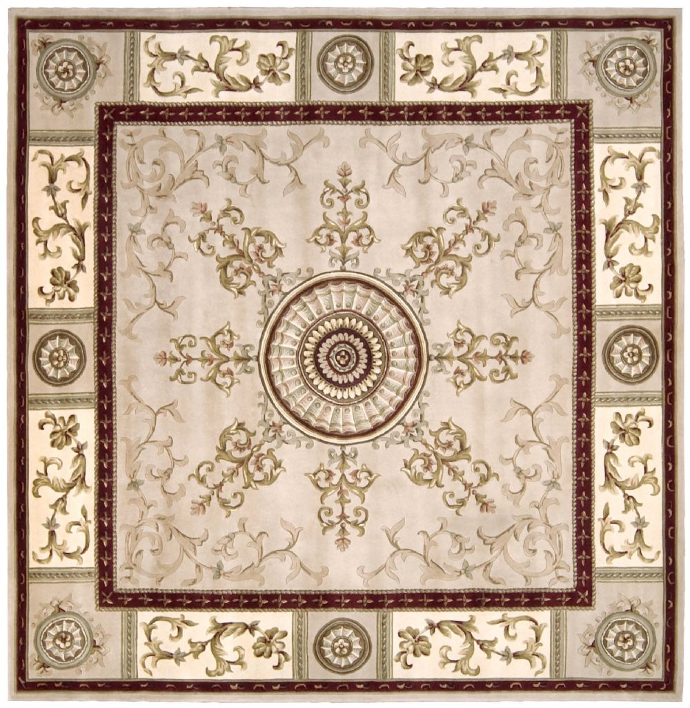 nourison versailles palace european area rug collection