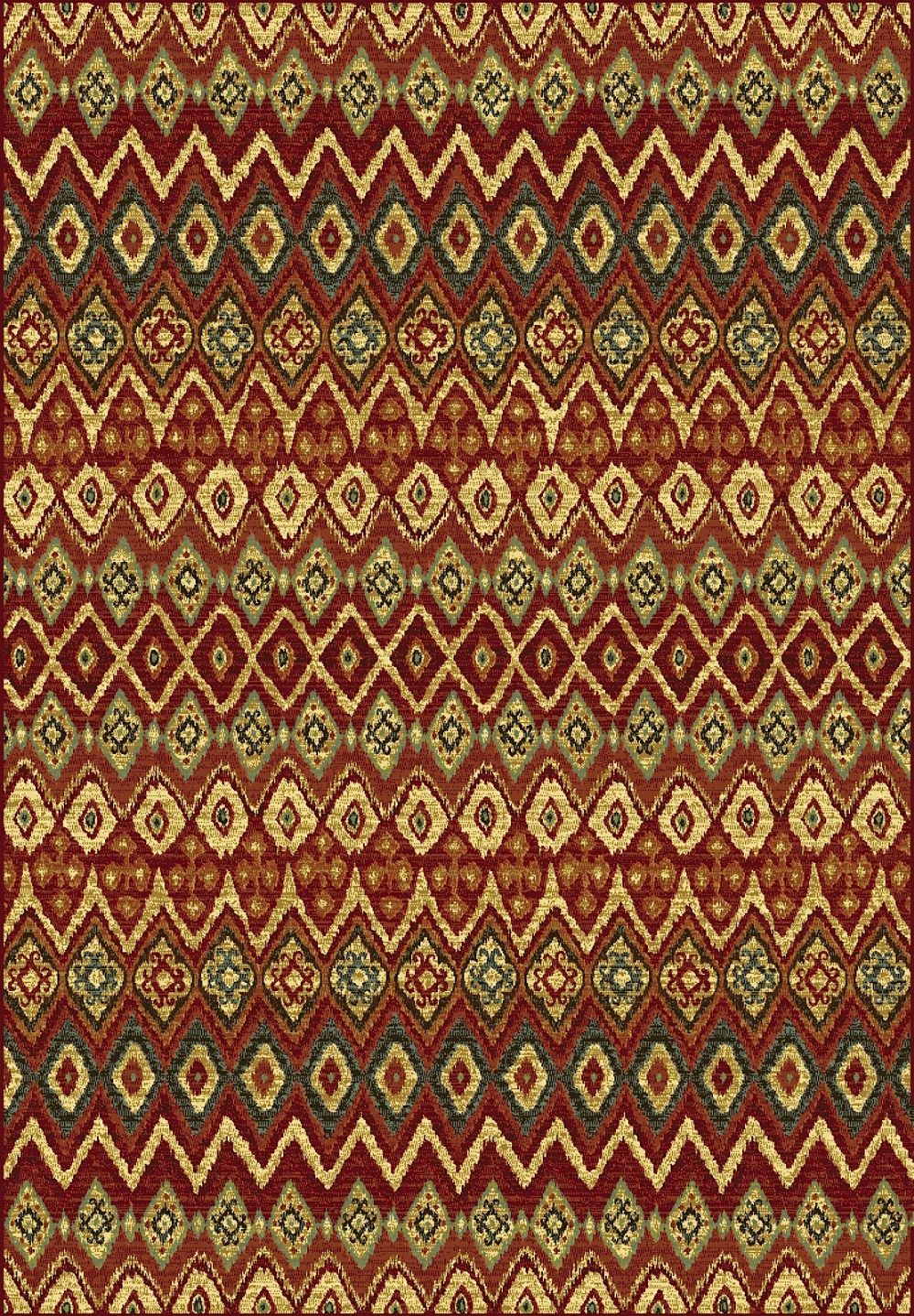 dynamic rugs heritage contemporary area rug collection