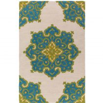 RugPal Contemporary Tropic Area Rug Collection