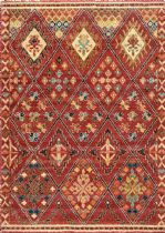 NuLoom Contemporary Fraley Trellis Area Rug Collection