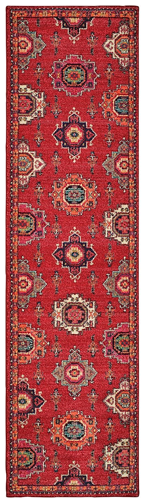 oriental weavers montage country & floral area rug collection