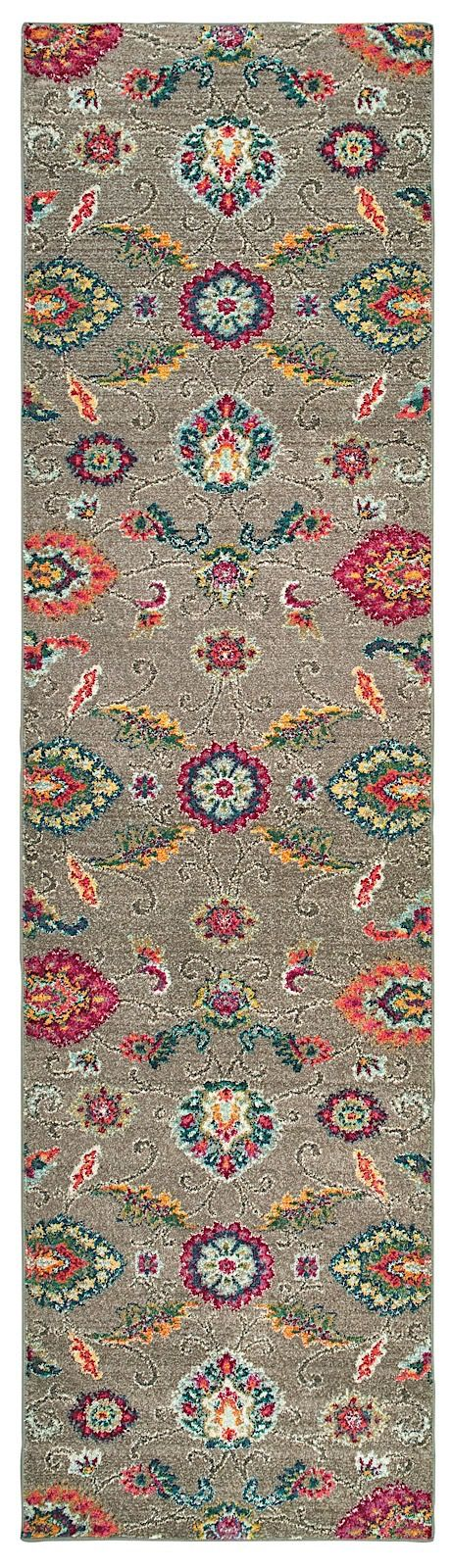 oriental weavers bohemian country & floral area rug collection