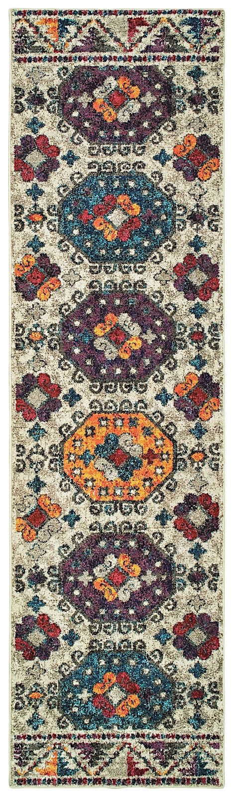 oriental weavers bohemian traditional area rug collection