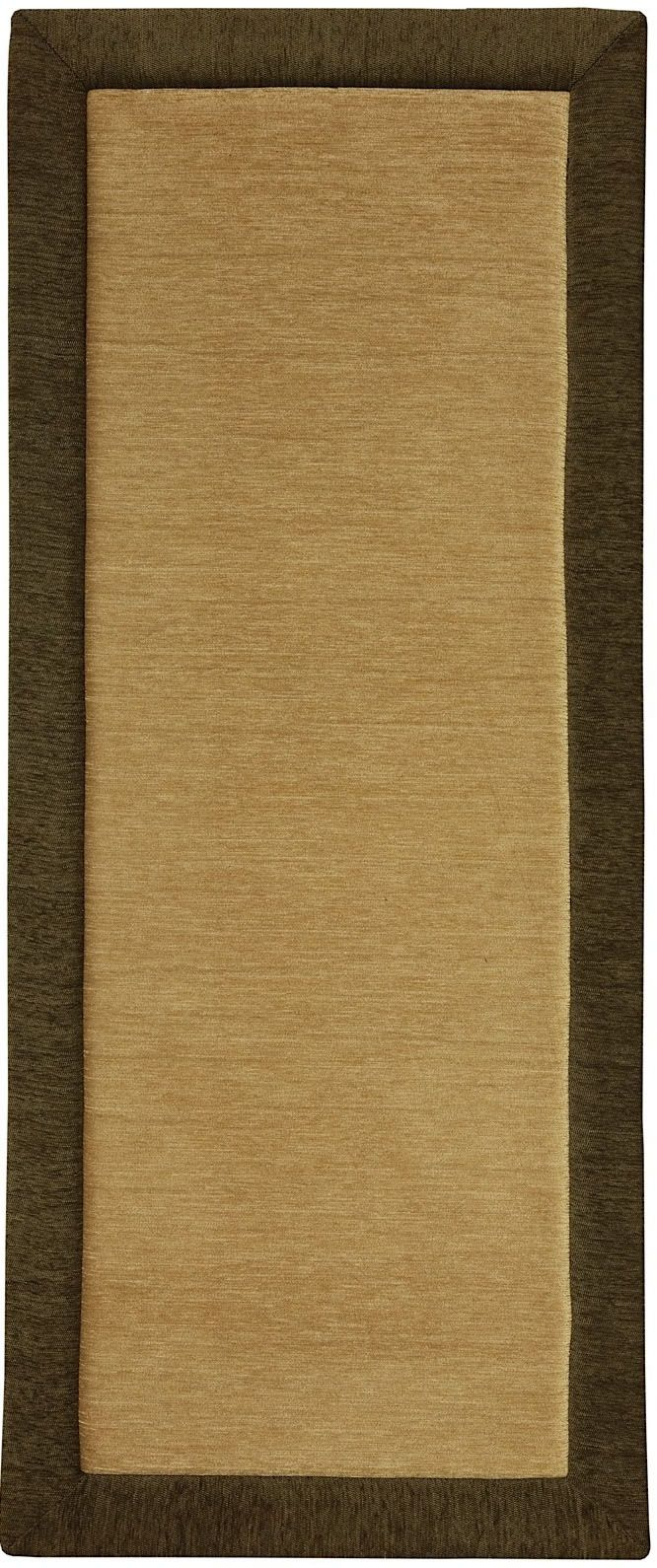mohawk solid chenille memory foam contemporary area rug collection