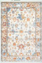 NuLoom Country & Floral Mallie Faded Fringe Area Rug Collection