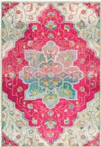 NuLoom Country & Floral Santos Floral Medallion Area Rug Collection