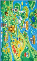NuLoom Kids Odil Harbor Town Printed Area Rug Collection
