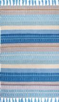 NuLoom Contemporary Tassel Indoor-Outdoor Lucile Area Rug Collection