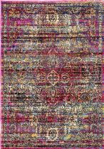 NuLoom Country & Floral Sharice Vintage Area Rug Collection