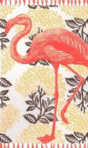 NuLoom Contemporary Thomas Paul Flamingo Tassel Area Rug Collection