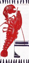 NuLoom Contemporary Thomas Paul Lobster Tassel Area Rug Collection