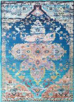 NuLoom Traditional Terrell Floral Medallion Area Rug Collection