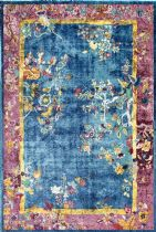 NuLoom Country & Floral Nia Floral Chinese Art Deco Area Rug Collection