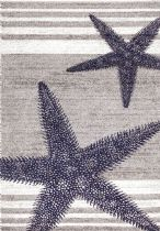 NuLoom Contemporary Thomas Paul Power loomed Starfish Area Rug Collection