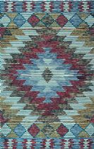 NuLoom Contemporary Tika Tribal Area Rug Collection