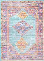 NuLoom Traditional Vintage Jenice Area Rug Collection