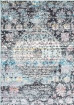 NuLoom Country & Floral Vintage Fading Medallion Myriam Area Rug Collection
