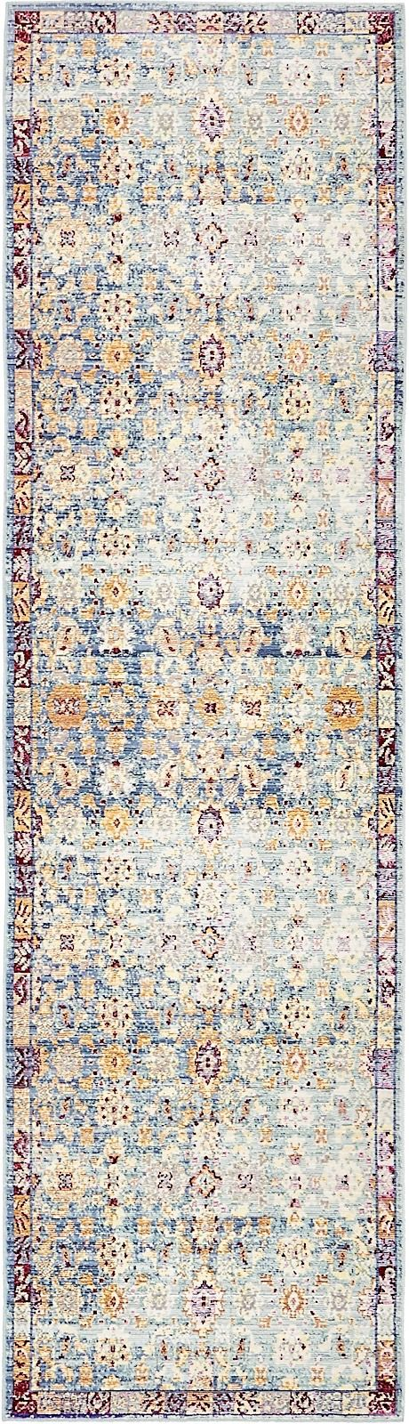 unique loom austin southwestern/lodge area rug collection