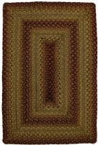Homespice Decor Braided Cora Area Rug Collection