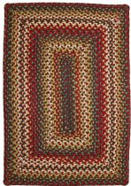 Homespice Decor Braided Sunrose Area Rug Collection