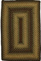 Homespice Decor Braided Trinity Area Rug Collection